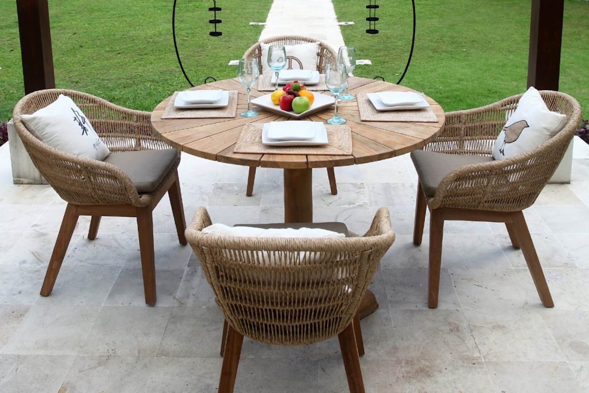 Outdoor furniture Mallorca