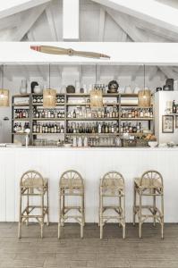 Sommer Design für Ihre Bar in Bambus