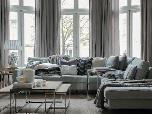 Cozy living room - Koyo Interior