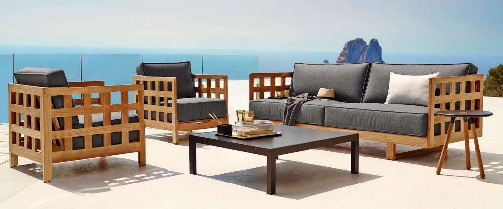 Mobiliario de exterior Mallorca