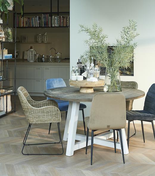 Esszimmer Möbel auf Mallorca von Riviera Maison