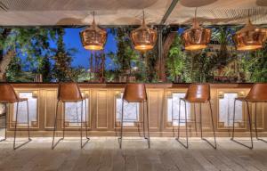 Exclusives Design für Hotelbar auf Mallorca