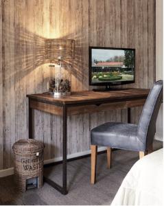Dekoration für Hotelzimmer
