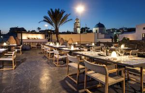 Mediterranean style for restaurants - Koyo Interior