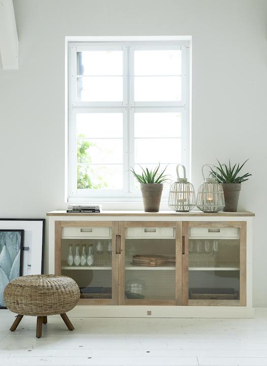 Mango Holz Möbel Anrichte