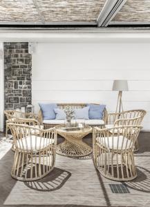 Diseño en bambú para exteriores Mallorca