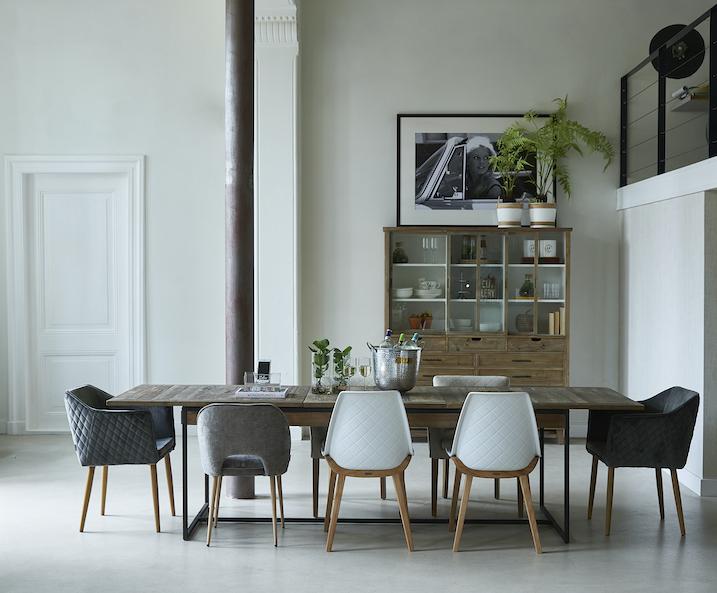 Dining room design - Rivièra Maison
