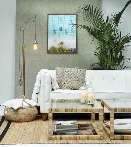 Beachhouse Style Naturfarben