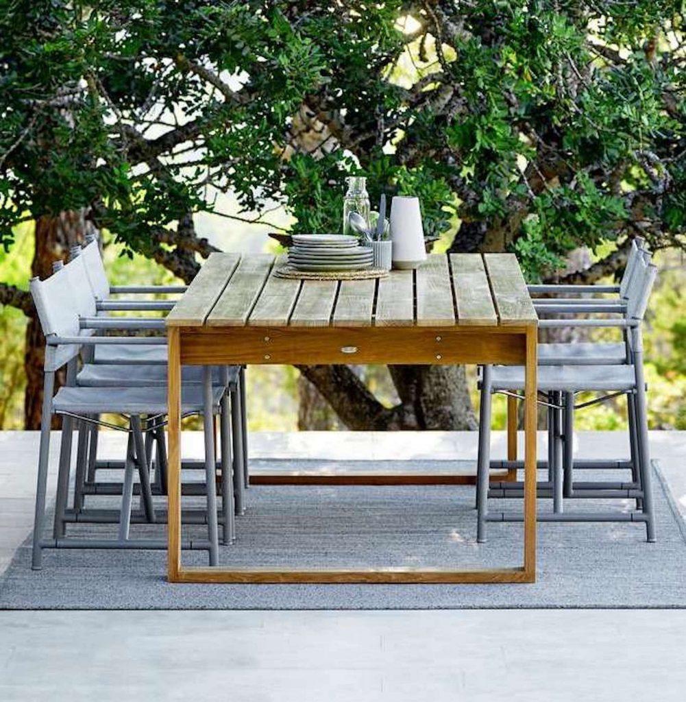 Ausgefallenes Design für Outdoor Möbel