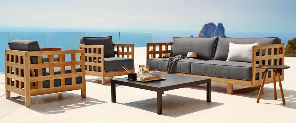 Outdoor design Cane-Line Mallorca