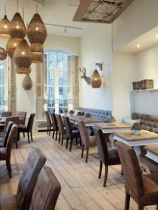 Restaurant Möbel von Riviera Maison
