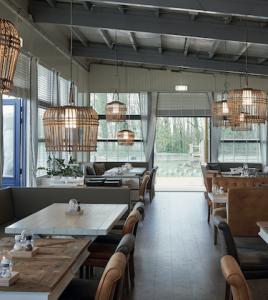 Decoración restaurante Rivièra-Maison Koyo Interior Mallorca