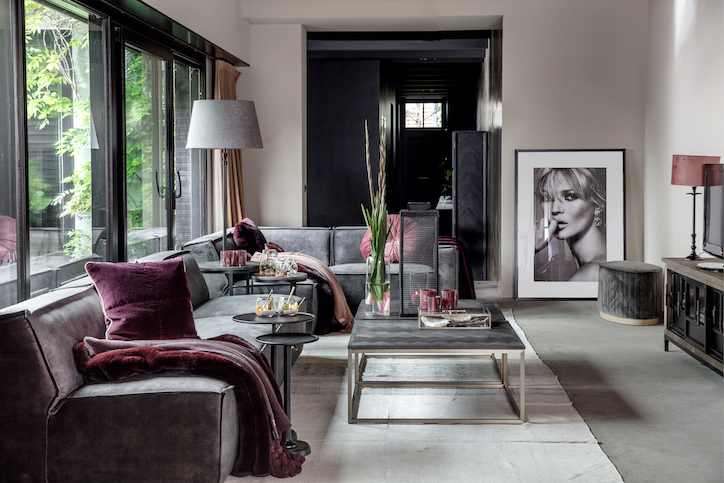 Cálida atmósfera para salones - Rivièra Maison Mallorca