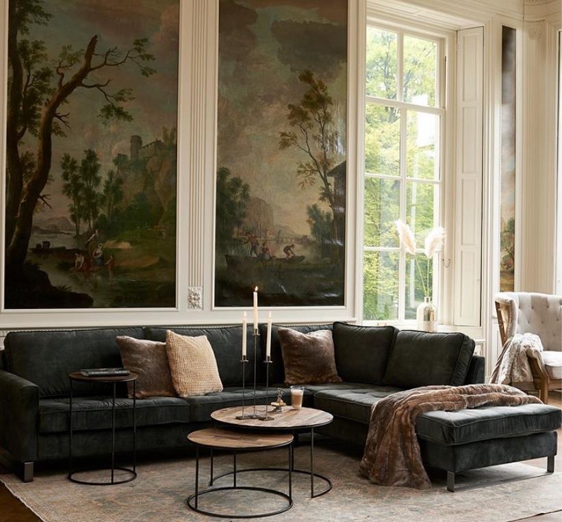Estilo moderno para salones - Koyo Interior