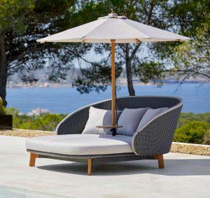 Soluciones de descanso exterior en Koyo Interior Mallorca