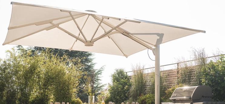 Diseño de parasoles Mallorca