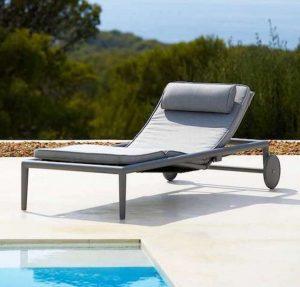 Luxus Sonnenliegen von Cane-line