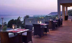 Terassen Möbel für Restaurants