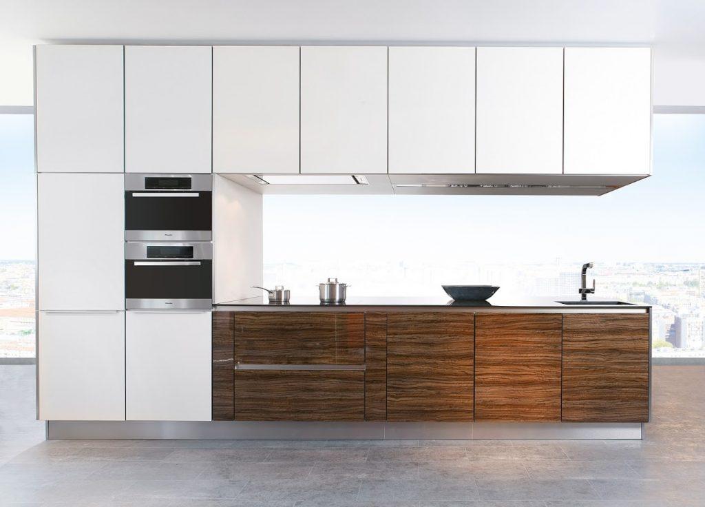 Weiße Design Küchen auf Mallorca