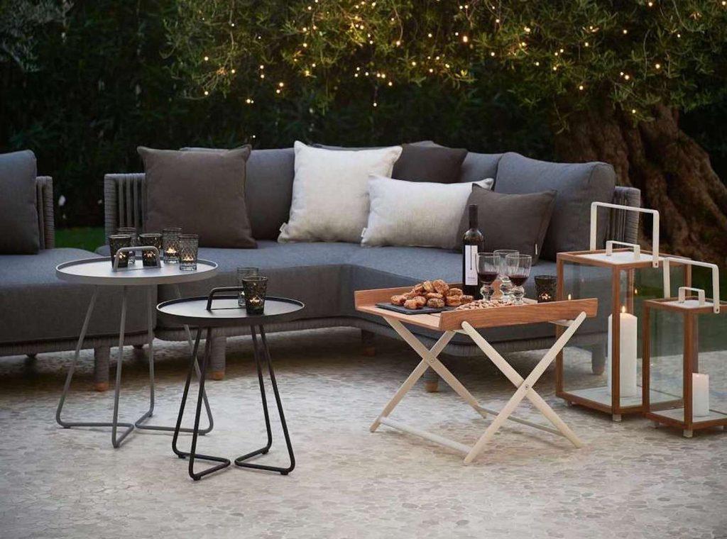 Wetterfeste Outdoor Möbel von CaneLine