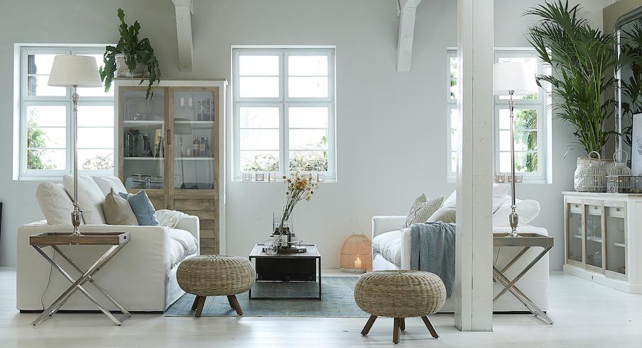 Design for living room Beach House