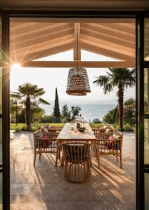 Schöne Bambus Möbel für Outdoor