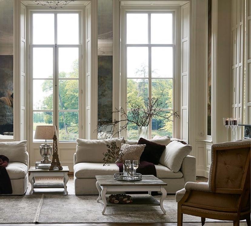 extravagante und elegante Möbel